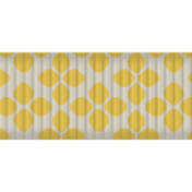 Thin Ribbon- Ornamental 01- Yellow