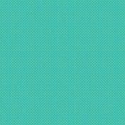 Polka Dots 19 Paper- Teal & Green