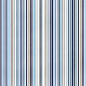 Blue Stripes Paper