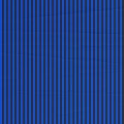 Stripes 54 Paper- Blue & Black
