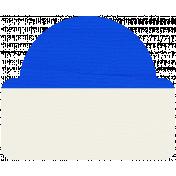 Tab 20- Blue & White