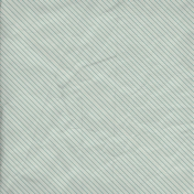Stripes 67 Paper - Aqua & White