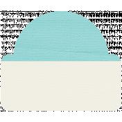 Tab 20- Aqua & White