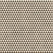 Geometric 23 Paper- Brown & White