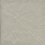 Stripes 67 Paper- Brown & White
