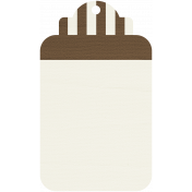 Tag 18- Brown & White