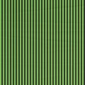 Stripes 54 Paper- Light Green & Black