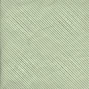 Stripes 67 Paper- Light Green & White