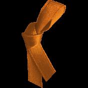 Bow 12- Orange