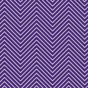 Chevron 03 Paper- Purple & White