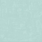 Grid 12 Paper- Blue & Teal