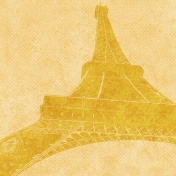Eiffel Tower Paper