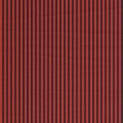 Stripes 54 Paper- Red & Black