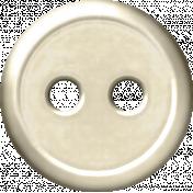 Paris Button- White
