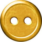 Paris Button- Yellow