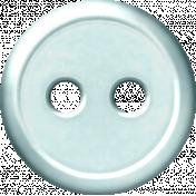 Paris Button- Blue