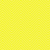 Chevron 03 Paper- Yellow & White