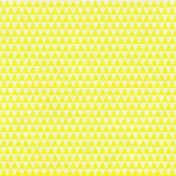 Geometric 23 Paper- Yellow & White