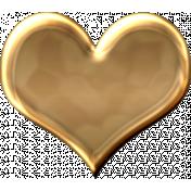 Gold Heart 2