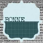 French Bracket- Bonne