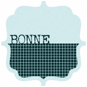 French Bracket- Bonne
