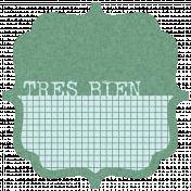 French Bracket- Tres Bien