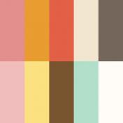 Mexico Palette