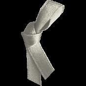 Bow 12- White