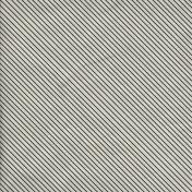 Stripes 67 Paper- Black & White