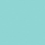 Color Basics Paper- Aqua