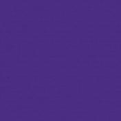 Color Basics Solid Paper- Purple