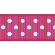 Paris Ribbon 02- Pink & Blue