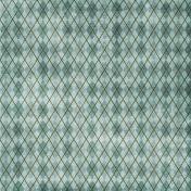 Argyle 01 Paper- Blue