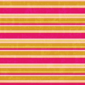 Stripes 69 Paper- Yellow & Pink