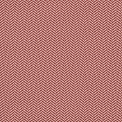 Chevron 05 Paper- Red & Whit