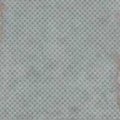 Ornamental 34 Paper- Blue & Brown