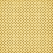 Polka Dots 23 Paper- Yellow