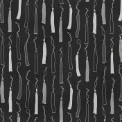 Grad 02 Paper- Black & Gray