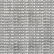 Grad 03 Paper- Gray & White