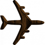 Wood Airplane