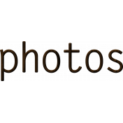 Photos Word Art