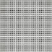 Plaid 44 Paper- Gray & White