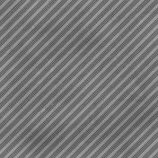 Stripes 117 Paper- Gray