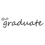 The Graduate Word Art