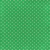 Polka Dots 08 Paper- Green