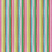 Stripes 33 Paper- Sweet Summer