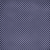 Geometric 30 Paper- Air Force Blue