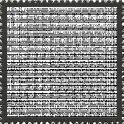 Army Stamp Frame 4x4