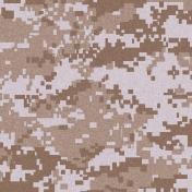 Marines Camo Paper 02- Tan