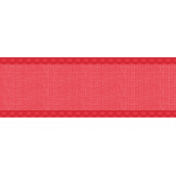 Ribbon1- Red